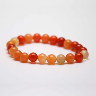bracelet-cornaline