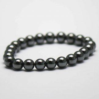 bracelet-hématite