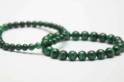 bracelet-malachite