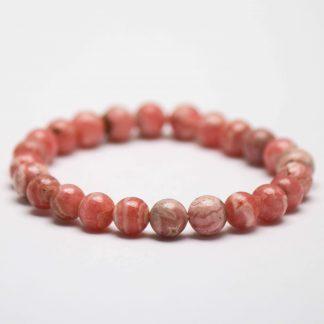 Rhodochrosite-bracelet