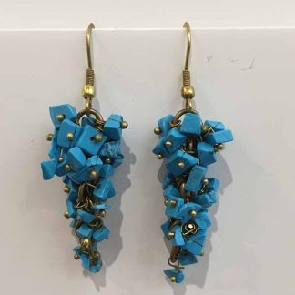 boucle-oreille-turquoise