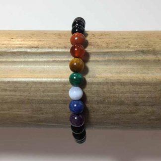 bracelet-7-chakras-tourmaline-noire