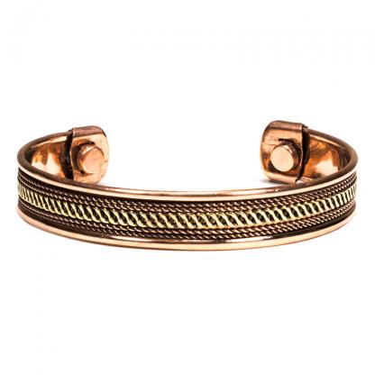 Bracelet-couleur-chakra-cuivre-magnétique-3