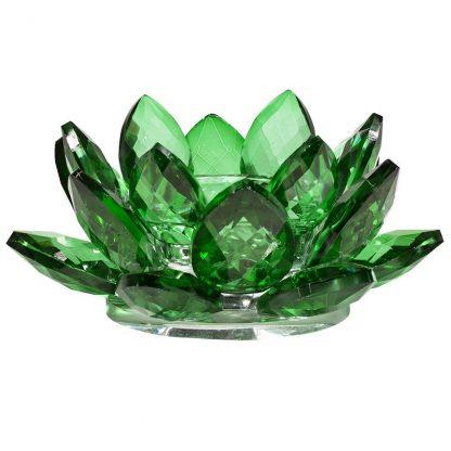 bougie-cristal-vert-1