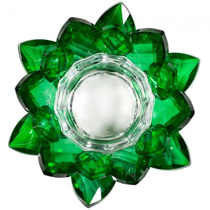 bougie-cristal-vert-2