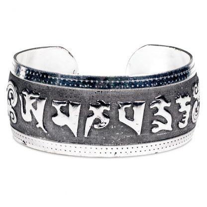 Bracelet-tribal-en-argent