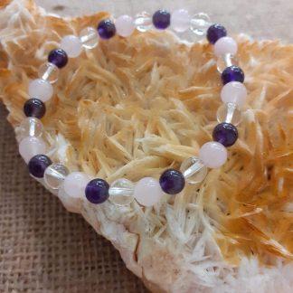 Bracelet-amethyste-quartz-rose-cristal-de-roche
