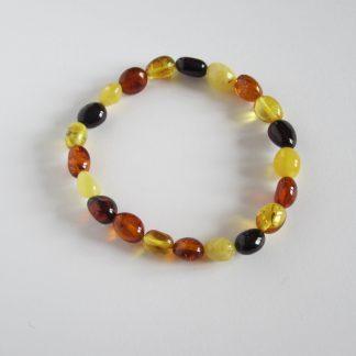 bracelet 3 ambres